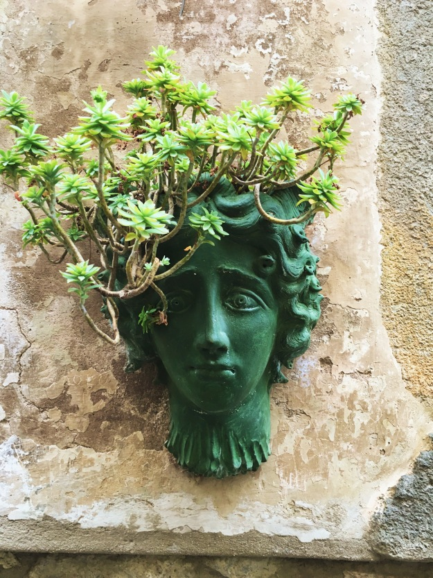 love these head planters