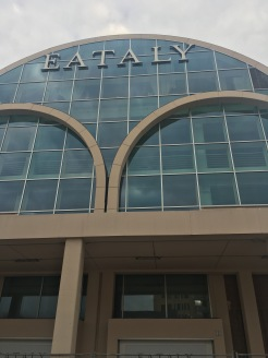 Eataly, a huge store with all products Italian!