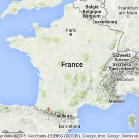 cauterets-on-map